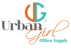 Urban Girl Office Supply Logo